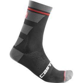 Castelli Trofeo 15 Socks, black